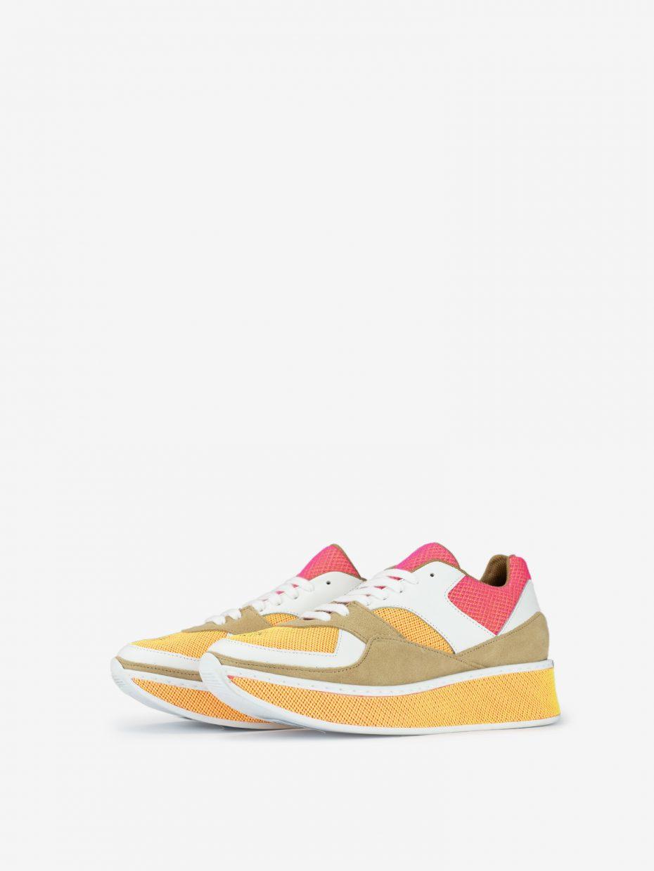 Zapatillas Sneaker Multicolor Samaja de Popa