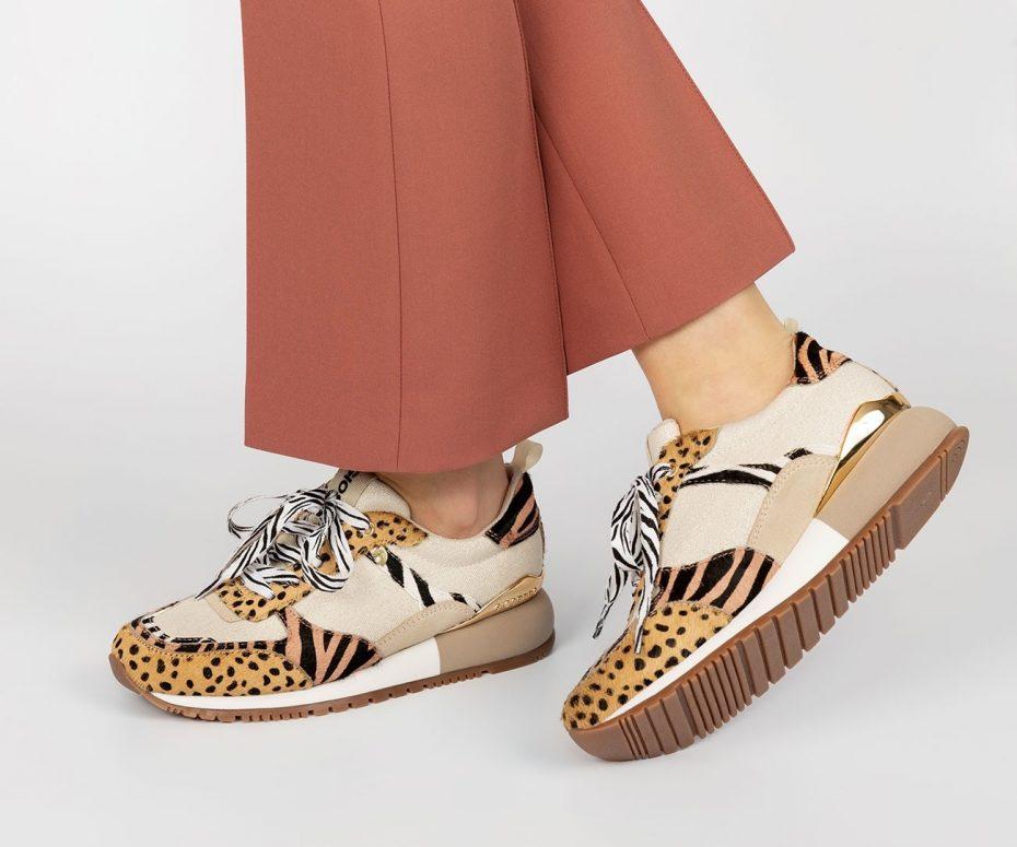 Zapatillas Sneaker Estampadas Bellflower de Gioseppo