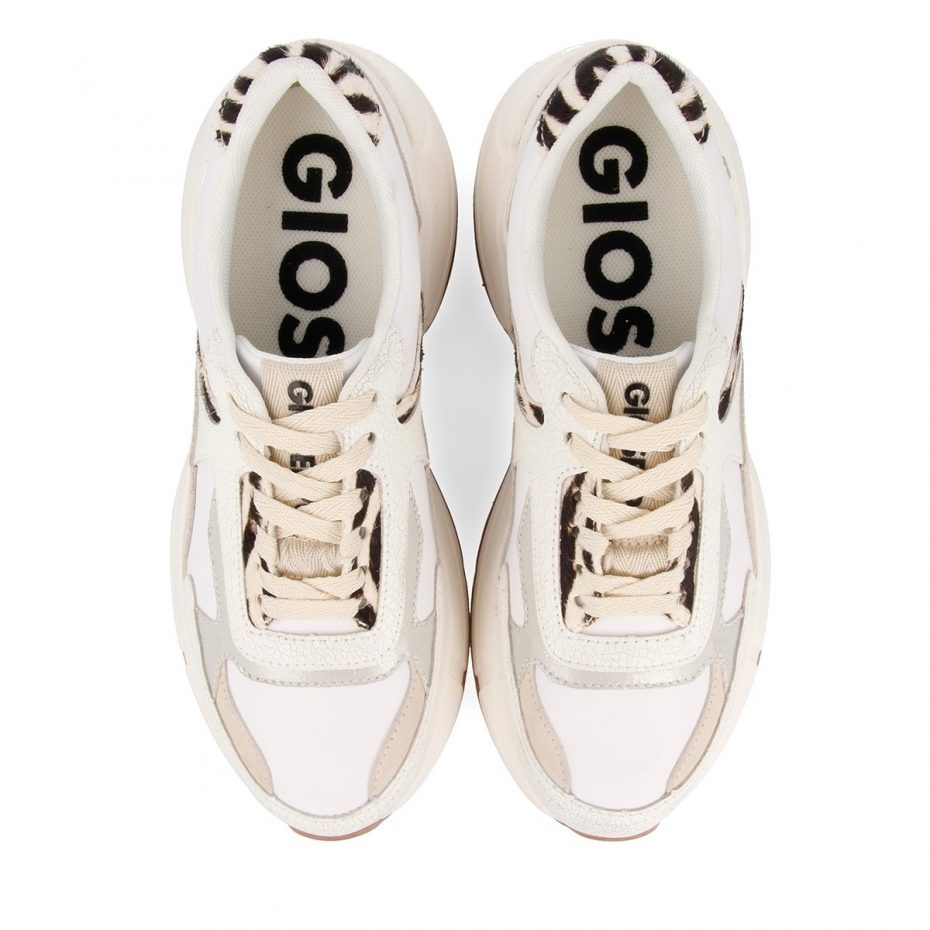Zapatillas Sneakers Animal Print Melle de Gioseppo