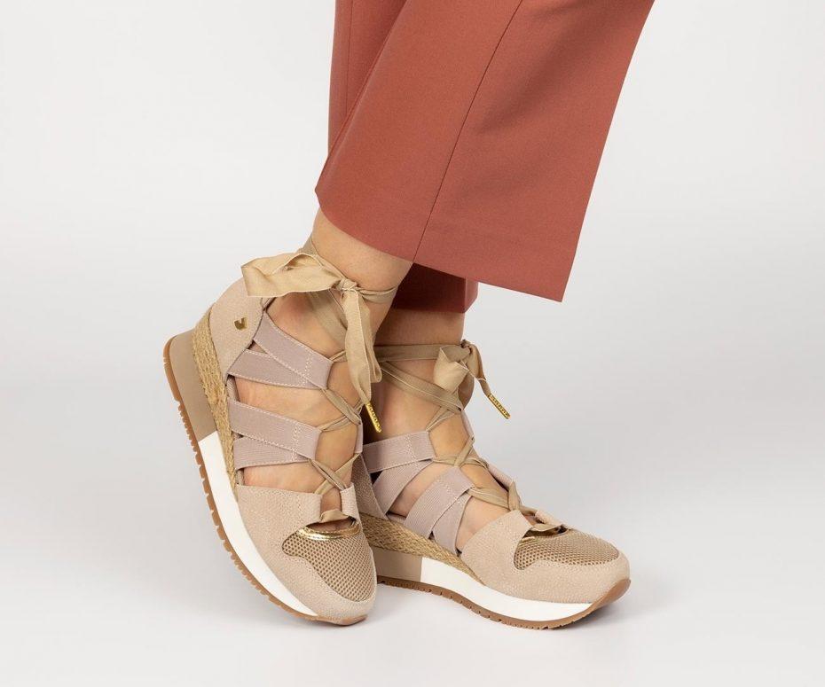 Zapatillas Sneakers Rosa Savoca de Gioseppo