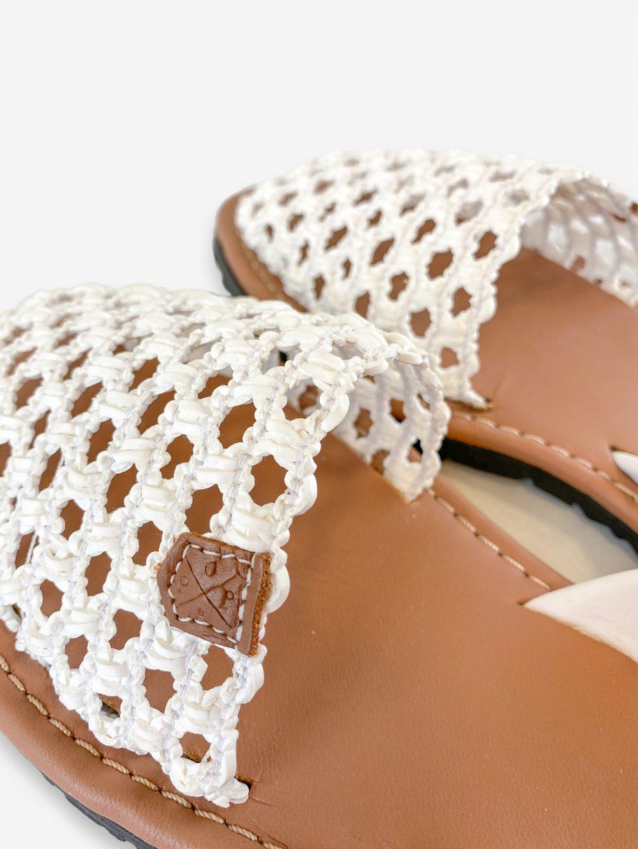 Menorquina Granadella Croche Blanca de Popa