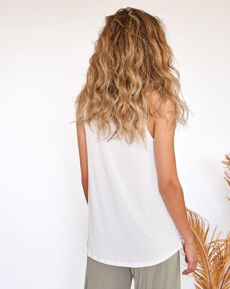 Camiseta Helena Blanca de Ehlea