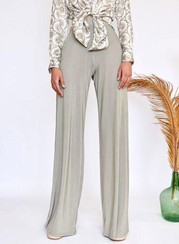 Pantalon Leire Safari Verde de Ehlea